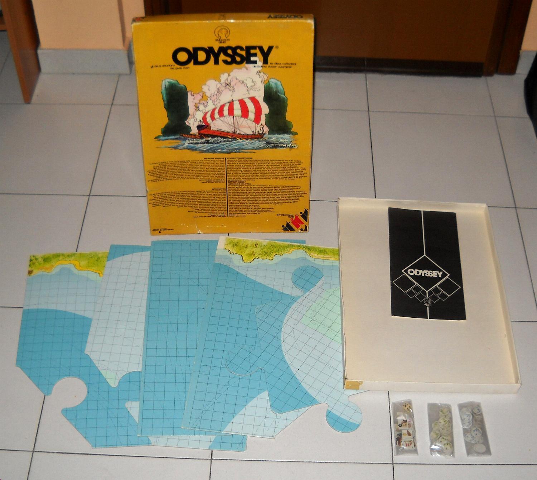 ODYSSEY - International Team 1979 ausgezeichnet Griechenland Wargame