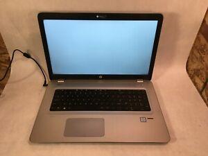 HP-ProBook-470-G4-17-3-034-Laptop-Intel-i7-7500U-2-7GHz-PARTS-REPAIR-RR