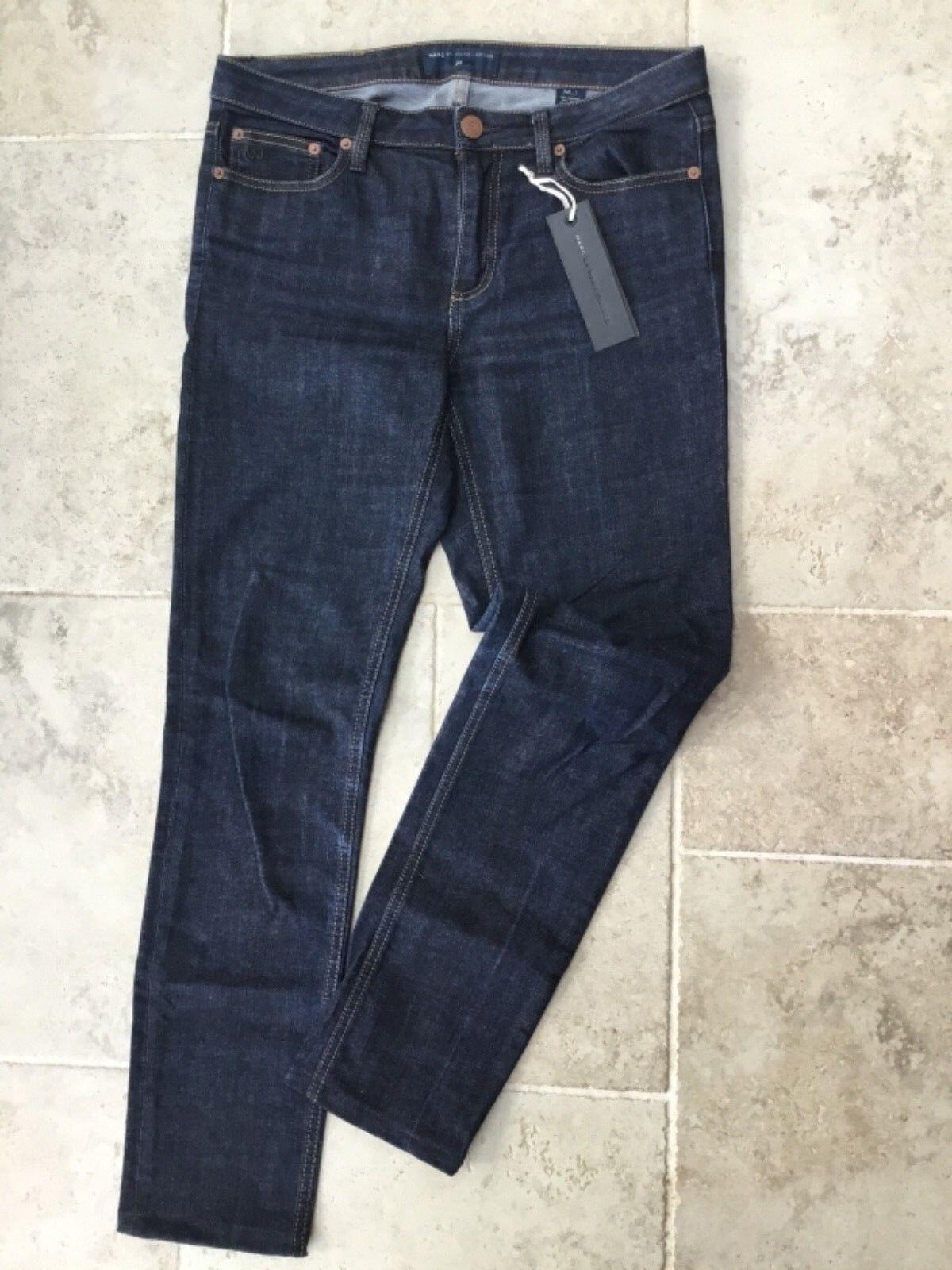 Marc by Marc Jacobs Christie Skinny  bluee Denim Jeans Size 30 RRP