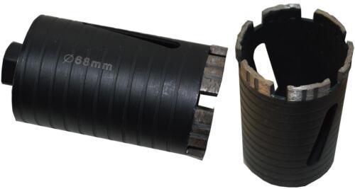 82 mm Profi Plus Diamant Dosensenker 10 mm Turbo M16 Bohrkrone Dosenbohrer 68