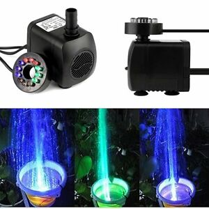 Submersible-Water-Pump-with-12-LED-Light-for-Fountain-Pool-Garden-Pond-Fish