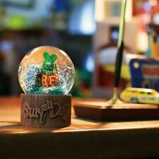 RAT FINK SNOW GLOBE   SURF ALL DAY LIMITED SNOW GLOBE NEW IN BOX HARD TO FIND
