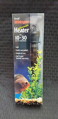 Tetra Whisper Submersible Heater For 10