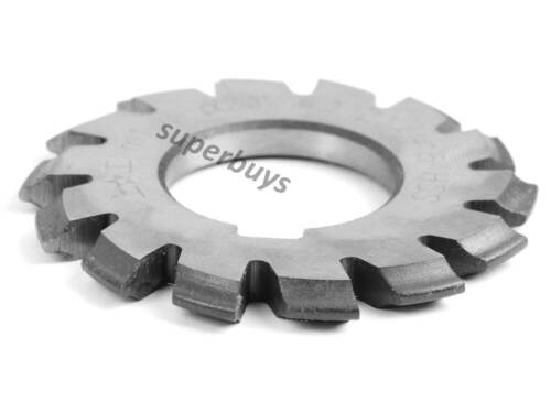 M1.25 No.2 20 Degree HSS Involute Module Gear Cutter Rack Milling Lathe Machine