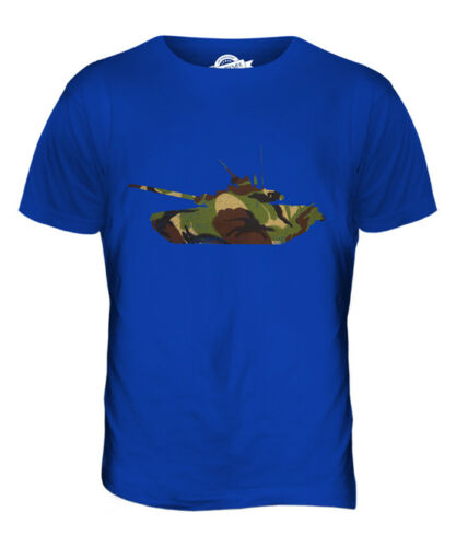 BRITISH CAMO TANK MENS T-SHIRT TEE TOP GIFT ARMY