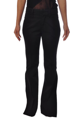 Dondup PantsPants Woman Black 4973626E184240
