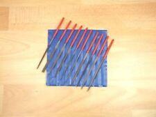 Set of 10 Steel Needle Files in Wallet - Expo 725-10