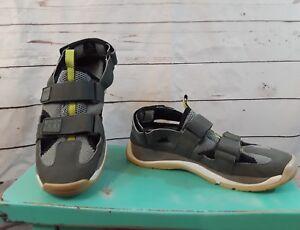 2310763078d2 Image is loading L-L-Bean-Sandals-Mens-Watershoes-Sport-Fisherman-Shoes-