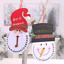 Santa-Christmas-Advent-Calendar-Christmas-3D-Snowman-Calendar-24-Days-Countdown thumbnail 1