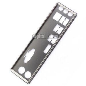OEM  io i//o shield backplate for ASUS H110M-E、H110M-E D3