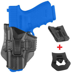 FAB SCORPUS Level 2 Retention LEFT Holster GLOCK 9mm 17 19 ...