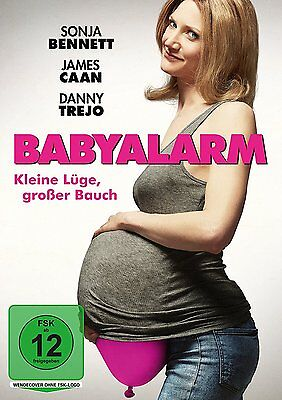 DVD Babyalarm - Kleine Lüge, großer Bauch FSK ab 12