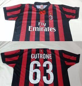 Maglia Home AC Milan PATRICK CUTRONE