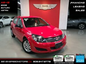 2008 Saturn Astra XE FWD 5dr HB XE