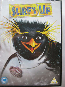 Surf-039-s-Up-DVD-2007-NEW-SEALED-Region-2-PAL