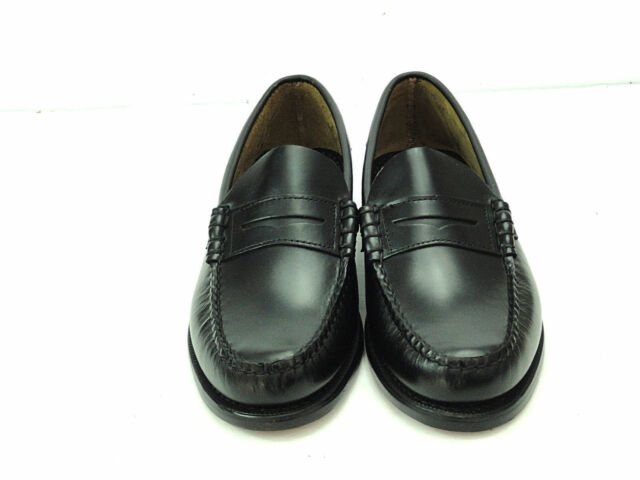 df649ae6680 NEW in Box Mens Sebago Classic Penny Loafers Black Dress Shoes B76671 sz- 7  D