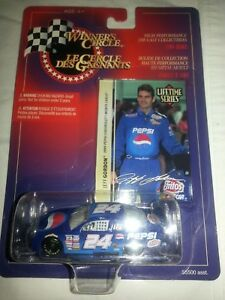 1998-Winners-Circle-24-Jeff-Gordon-Lifetime-Series-Pepsi-1-64-Scale-Diecast