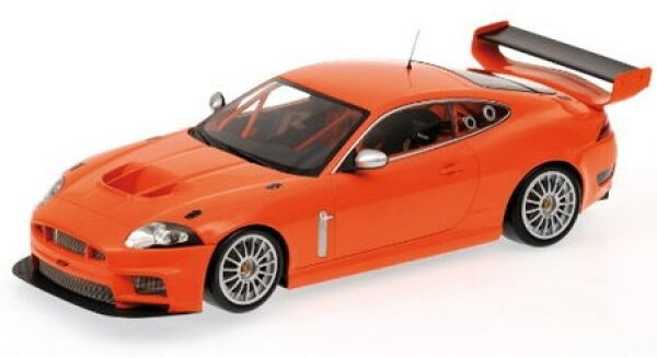 Jaguar XKR GT3 (orange) (orange) (orange) 2008 460599