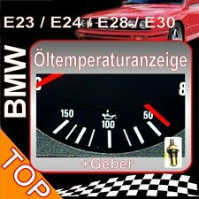 BMW E30 E23 E24 E28 Öltemperaturanzeige Nachrüstung