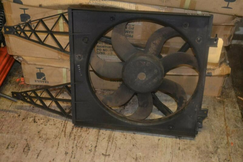 VW Polo 1.6 Engine Fan and Shroud - Motor City Auto Spares
