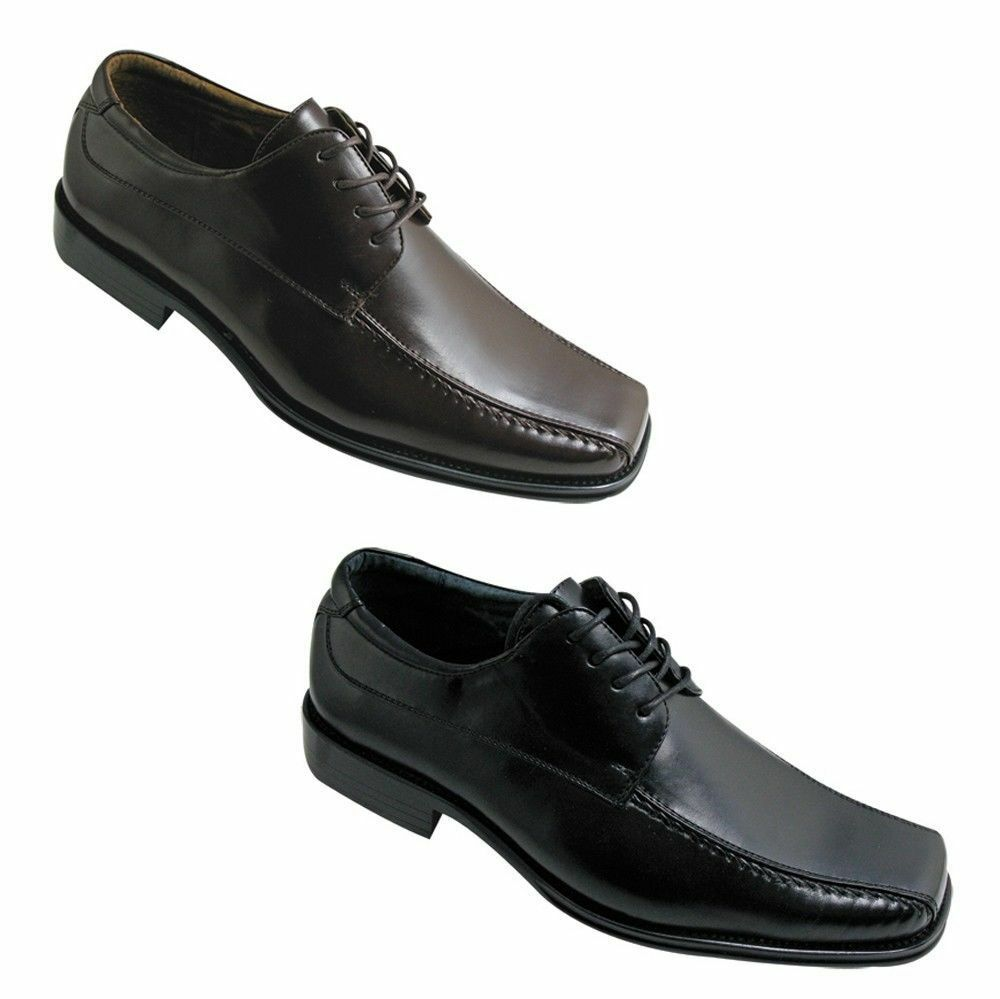 Men's Oxfords Formal Dress or Casual Man Made Upper Leather shoes Sryle 4805