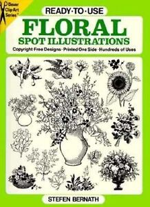 Ready-to-Use-Floral-Spot-Illustrations-by-Bernath-Stefen-Kit-book-1989