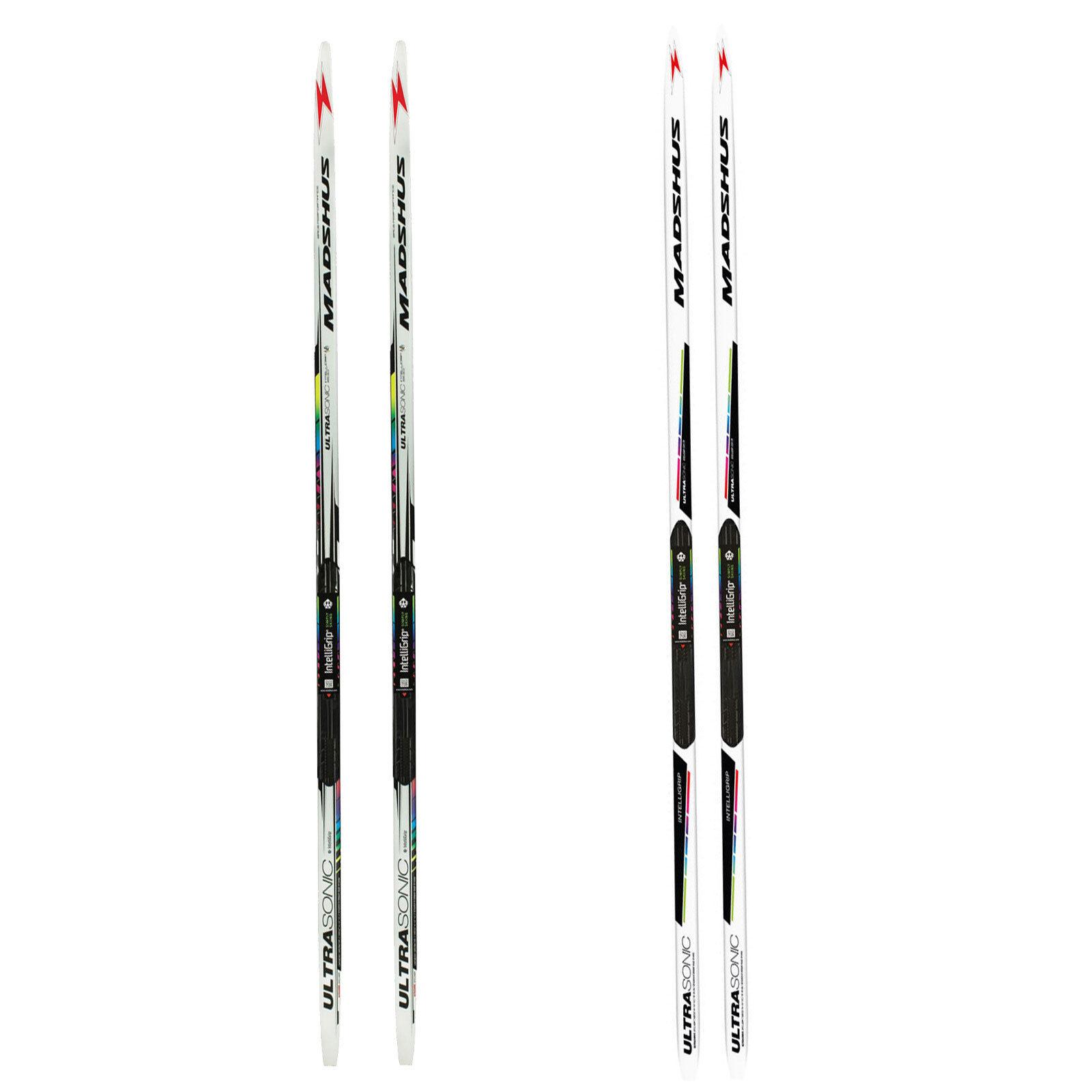 Madshus Ultrasonic Classic IntelliGrip Unisex Cross -country åka skidor åka skidordåkning