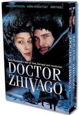 Doctor Zhivago (2003) - TV Miniseries 2-Disc DVD *NEW