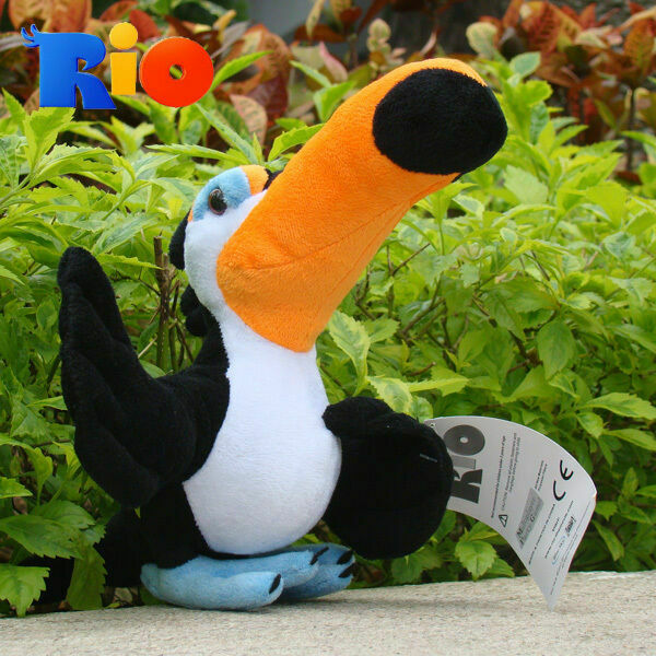Rio 2 Pedro Plush Doll Figure Stuffed Animal Toy 12 inch Gift