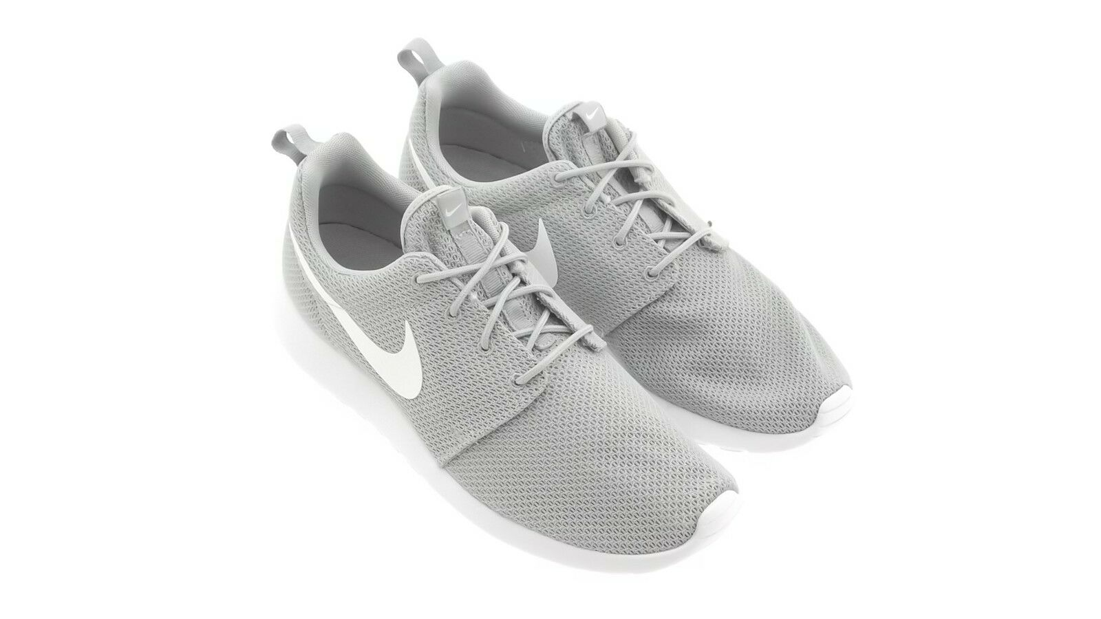 511881-023 Nike Men Rosherun gray white