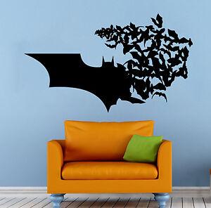 Image Is Loading Batman Wall Decal Vinyl Sticker The Dark Knight