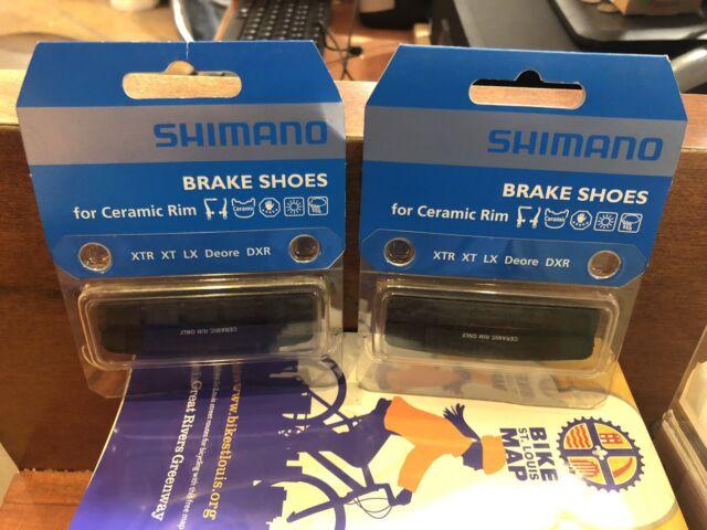 SHIMANO XTR M970 LINEAR BRAKE BICYCLE BRAKE PADS