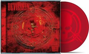 Devilskin-RED-CD-NUOVO-OVP