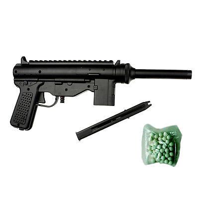 Inklusive Magazin Und Munition Schwarz Gut FüR Energie Und Die Milz Rayline Spielzeugpistole M302f