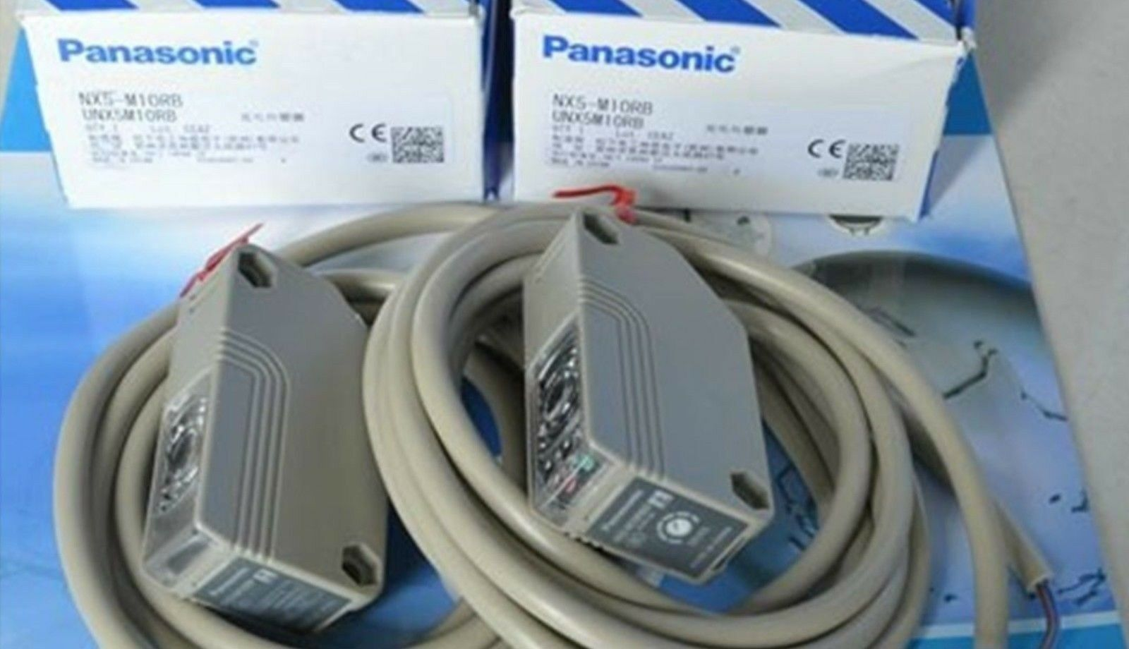 New Panasonic PLC SUNX NX5-M10RB