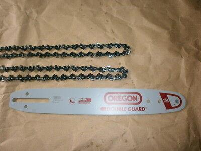 "2x Oregon Sägekette Ersatzkette 3//8/"" 1,3mm 40cm 57TG SHINDAIWA®//SDK //ISEKI 320TS"