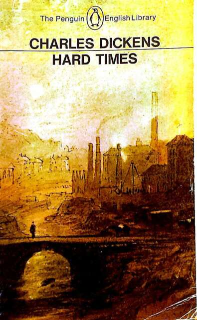 Hard Times by Charles Dickens FREE AUS POST good used condition paperback