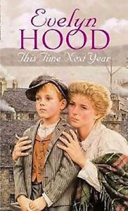 EVELYN HOOD ____ THIS TIME NEXT YEAR ____ BRAND NEW ___ FREEPOST UK