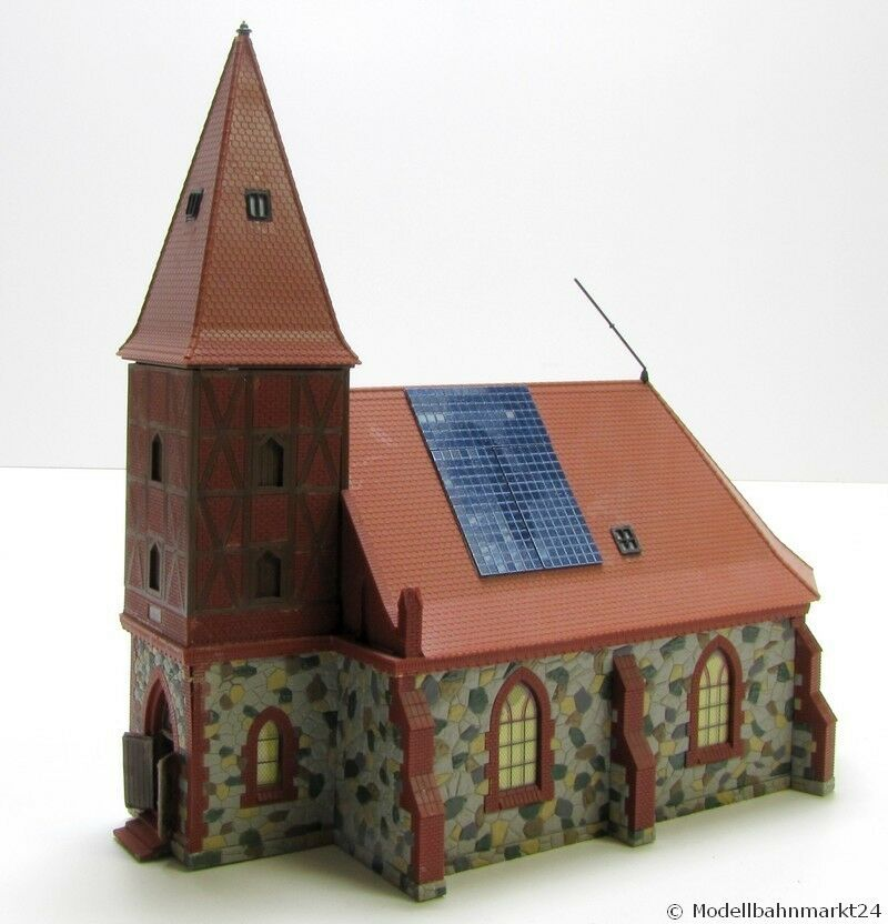 AUHAGEN Dorfkirche Spur H0 1 87  | Ausgezeichnete Qualität