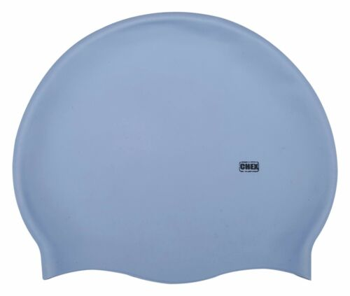 CHEX 100/% Silicone Plain Boys Girls 3-7 Years Super Strong Stretchy Swimming Hat