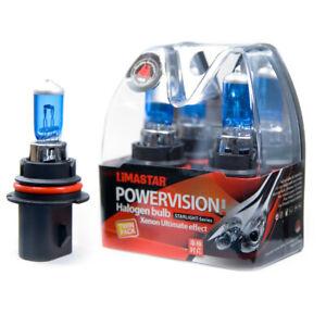 2-X-HB1-Poires-9004-P29t-Lampe-Halogene-6000K-65W-45W-Xenon-Ampoule-12V