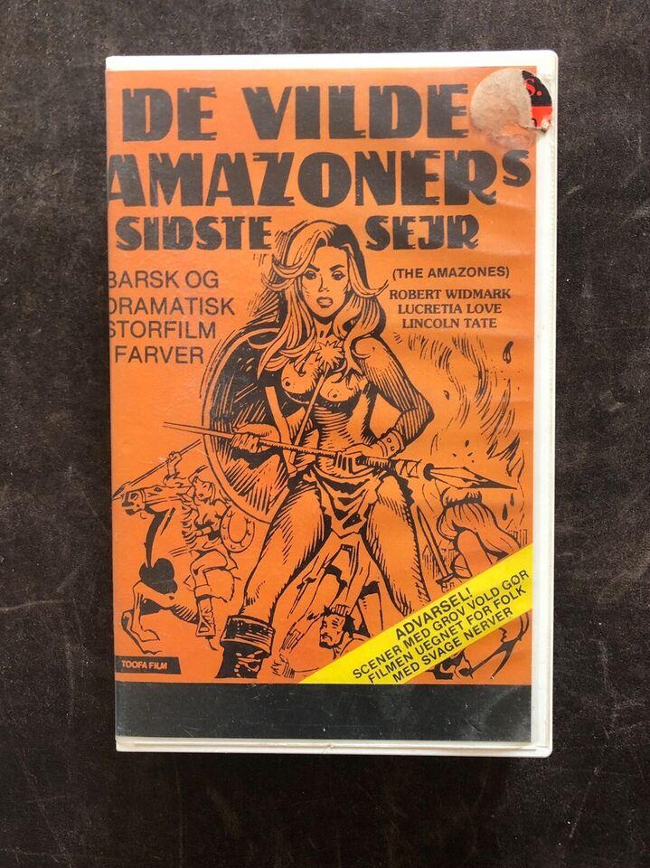 Anden genre, De vilde amazoners sidste sejr