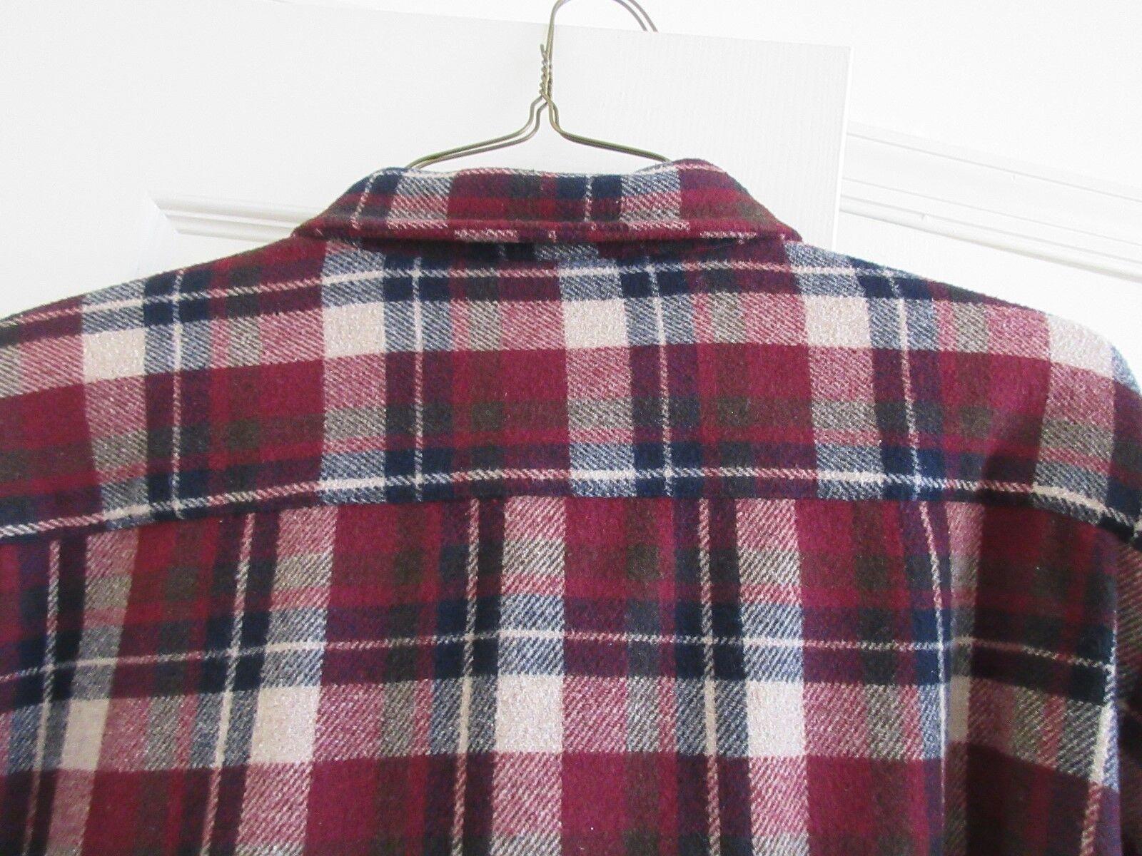 G .H. Bass & Comp. , Men's Heavy Over Shirt / Sweater/J