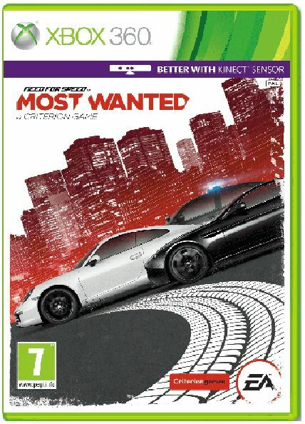 Xbox 360 - Need For Speed Most Wanted **New & Sealed** Official UK Stock