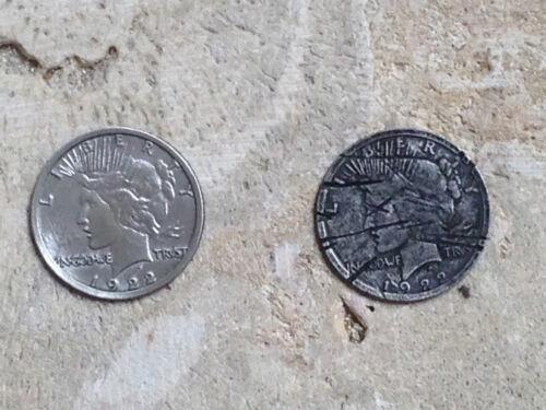 Batman Dark Knight très détaillé Two-Face /'s Double Sided Coin Set