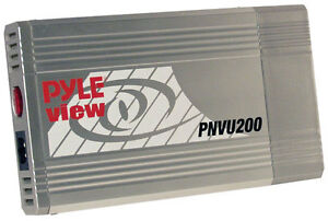 New Pyle PNVU200 Plug In Car Compact 160 Watt Power Inverter DC/AC