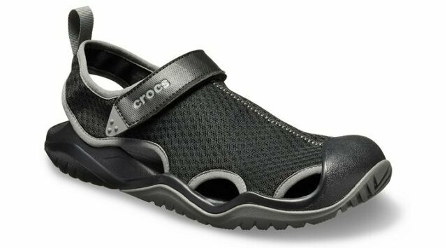 Crocs Mens Swiftwater™ Mesh Deck