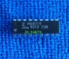 2pcs MB8719 FUJITSU DIP-18