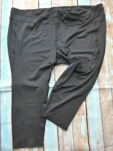 Mia-Moda-Leggings-Pull-on-Trousers-Black-with-Elastic-Size-48-to-58-plus-259