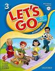 Let's Go: 3: Student Book with Audio CD Pack by Oxford University Press (Mixed media product, 2011)